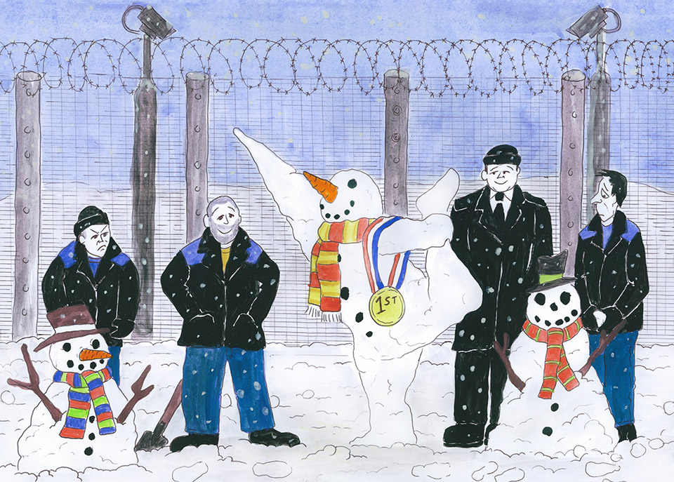 Christmas Cards Now On Sale! – The Prison Phoenix Trust